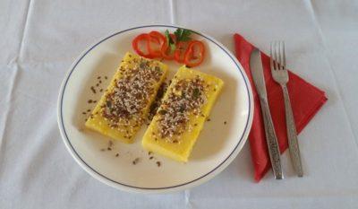 Pečena polenta