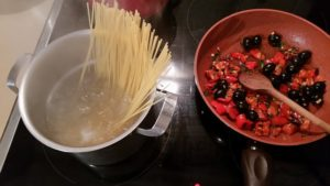 Testenine z mediteranskim okusom