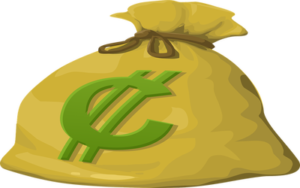 Ko najdeš denar