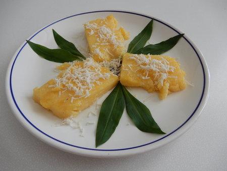 Hren na polenti